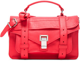 Proenza Schouler Tiny PS1 Lux Leather