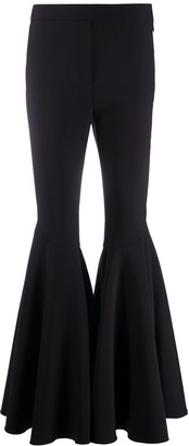 Ellery High-Waist Flared Trousers