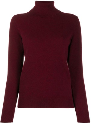 N.Peal Cashmere Roll Neck Jumper