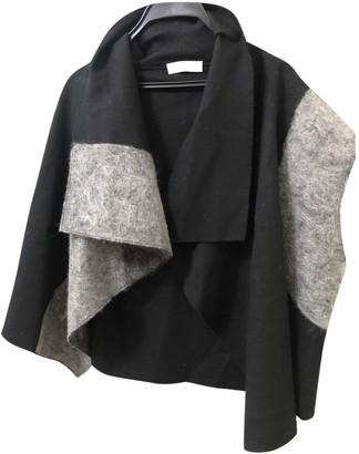 Nicole Farhi Black Wool Jacket for Women