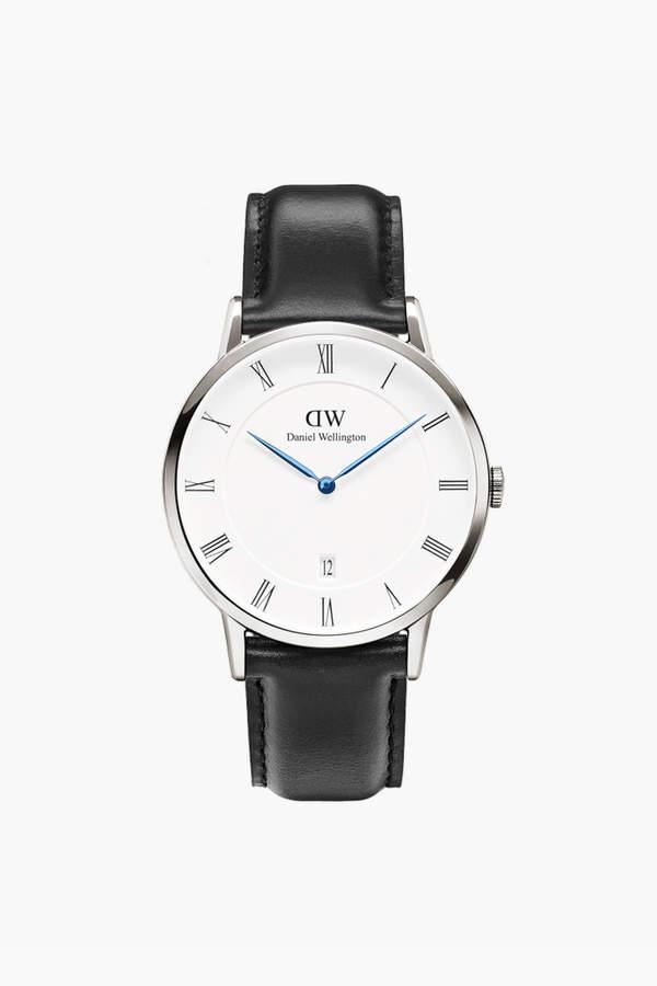Daniel Wellington Dapper Sheffield Silver Watch