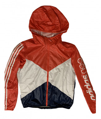 adidas Multicolour Polyester Jackets