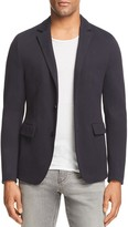 HUGO BOSS Rodd Slim Fit Stripe Jersey Blazer