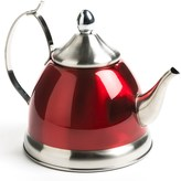 Creative Home Nobili Tea Kettle with Infuser - 1 qt., Stainless Steel