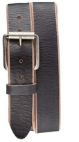 Bill Adler 1981 'Jelly Bean' Raw Edge Leather Belt
