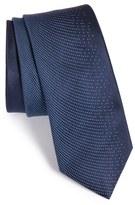 Lanvin Men's Degrade Dot Silk Tie