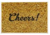 Edie Parker Sparkly Cheers Tray