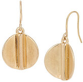 Kenneth Cole New York Circle Drop Earrings