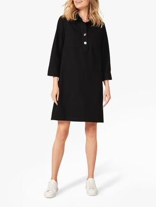 Phase Eight Kirsty Denim Dress, Black