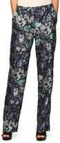 Burberry Floral-Print Pajama Trousers