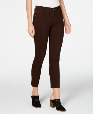 Style&Co. Style & Co Petite Mid-Rise Skinny Jeans, Created for Macy's