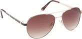 UNIONBAY Women's U542 Color Block Aviator