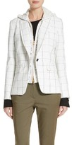 Veronica Beard Women's Clubhouse Cutaway Jacket