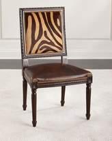 Massoud Vega Hairhide Dining Chair