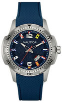 Nautica Multi-Flag Analog Watch