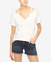 Sanctuary V-Neck Cutout T-Shirt