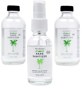 Skinny & Co. All Natural Hand Sanitizer Set