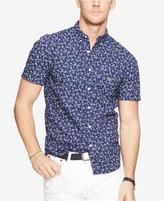 Denim & Supply Ralph Lauren Men's Floral-Print Sport Shirt