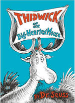 Penguin Random House Thidwick the Big-Hearted Moose