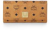 MCM Heritage Tri-Fold Wallet