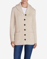 Eddie Bauer Women's Ilaria Sport Shop Sweater Coat