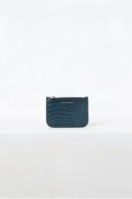 French Connection Gina Recyled Leather Zip Purse