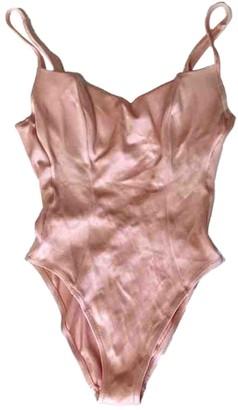 La Perla Pink Lycra Swimwear for Women Vintage