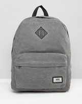 Vans Old Skool Backpack In Gray V002TMPWT