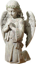 Asstd National Brand 12.25 Celtic Kneel Angel Outdoor Statue