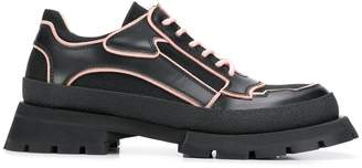Jil Sander oversized sole shoes