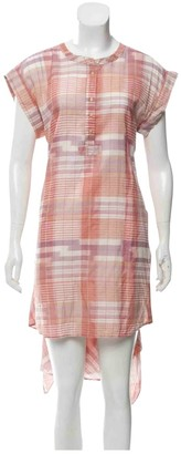 Ulla Johnson Orange Cotton Dresses