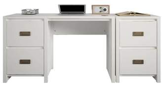 Little Seeds Monarch Hill Haven Single Pedestal Desk & Nightstand