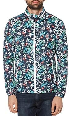 Original Penguin Floral Slim Fit Jacket