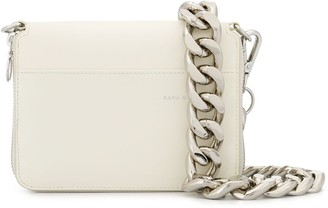 Kara Chunky Chain Shoulder Bag
