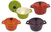 Home Outfitters Mini Round Casserole Dish