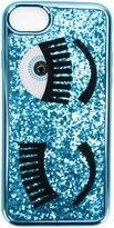 Chiara Ferragni Glittered Iphone 7 Phone Case