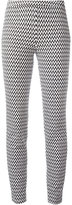Missoni knitted leggings - women - Cotton/Polyester/Rayon - 40