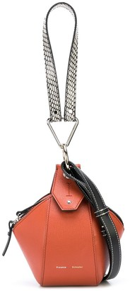 Proenza Schouler Zipper Pochette clutch bag