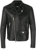 Versus cropped biker jacket