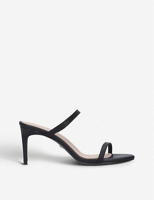 Kurt Geiger Petra strappy leather heeled sandals