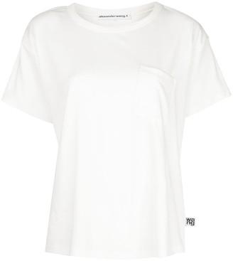 Alexander Wang patch-pocket T-shirt
