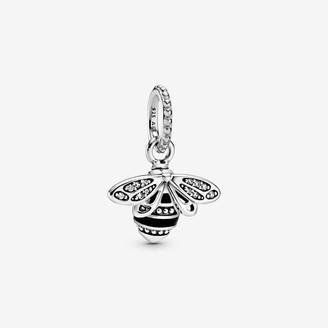 Pandora Sparkling Queen Bee Pendant