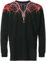 Marcelo Burlon County of Milan Worr long-sleeve T-shirt