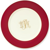 Williams-Sonoma Williams Sonoma Pickard Color Sheen Charger Plate, Red Gold