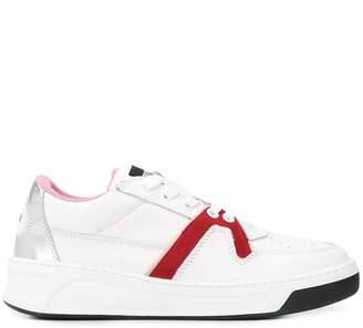 MSGM Basket low-top sneakers