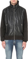 Mcq Alexander Mcqueen Hooded Leather Jacket