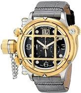 Invicta Men's 17345 Russian Diver Analog Display Swiss Quartz Grey Watch