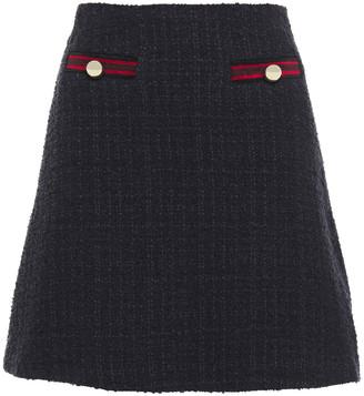 Claudie Pierlot Boucle-tweed Mini Skirt