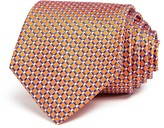 Turnbull & Asser Grid Fence Classic Tie