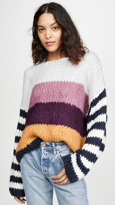 Blank On Point Sweater